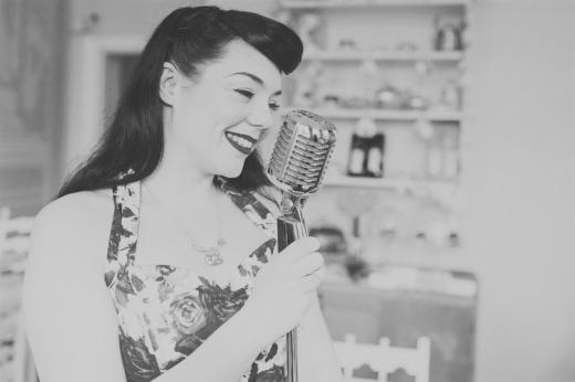 rockabilly singer lisa marie