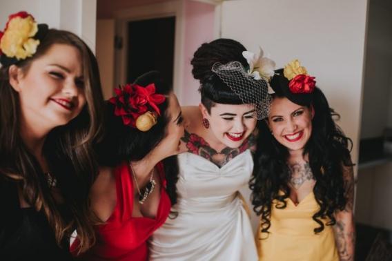 vivien of holloway wedding