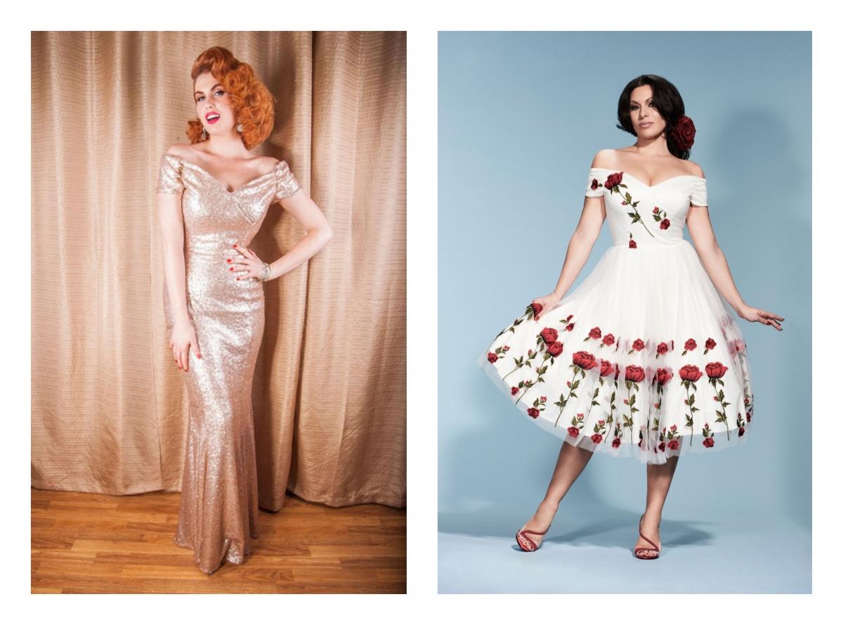 vintage inspired alternative wedding dresses wedding