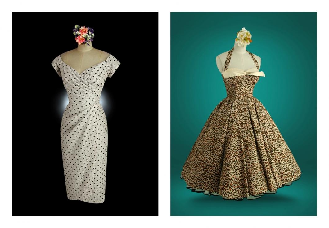 Vintage Inspired Alternative Wedding Dresses / Wedding Inspiration ...