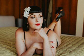 Frieda Nipples sassy sadie burlesque photography Becky Ryan Photography
