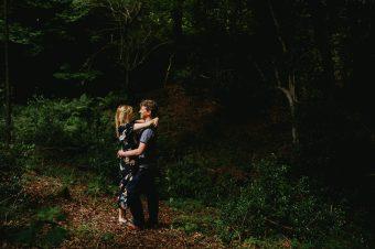 Holbrook Derbyshire Engagement Shoot