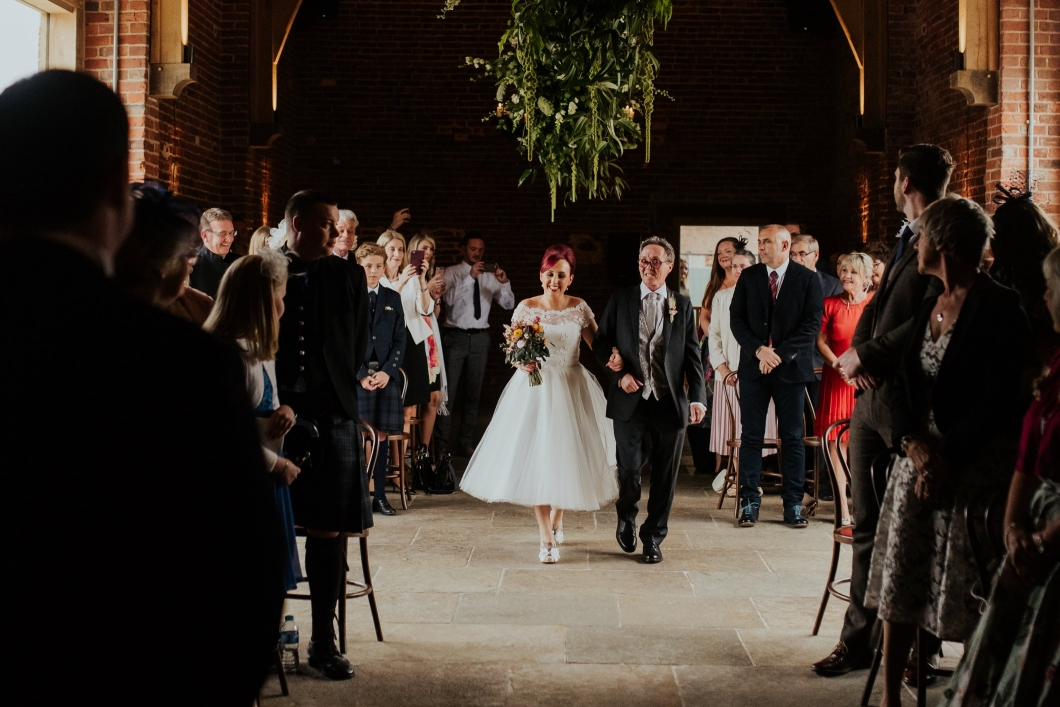 Becky Ryan Photography - nottingham wedding hazel gap barn wedding