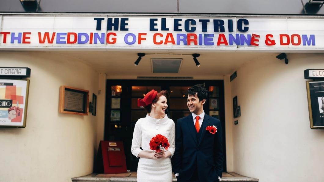 electric cinema birmingham wedding