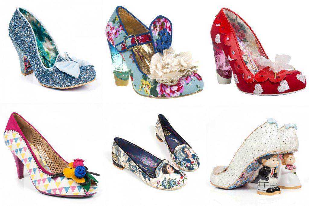 alternative wedding shoes from Irregular Choice