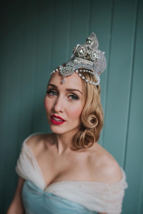 cinderella wedding inspiration - becky ryan photography
