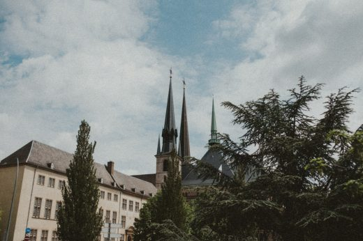 luxembourg city photography