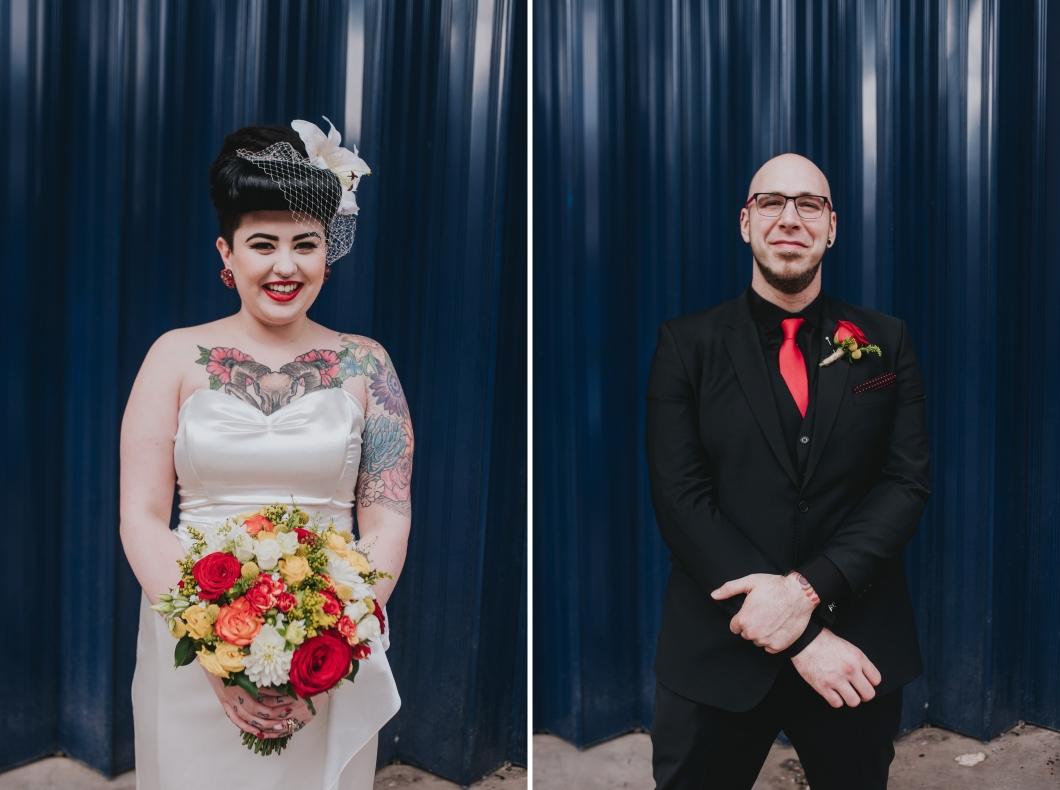 rebellion bar manchester wedding