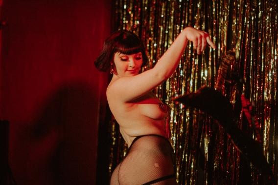 Becky Ryan burlesque photography freida nipples