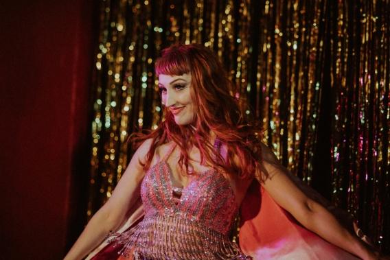 scarlet rivers burlesque photographer becky ryan freida nipples presents london