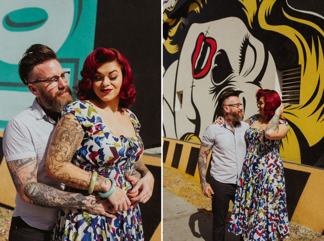 Alternative wedding photography las vegas vintage wedding photographer becky ryan