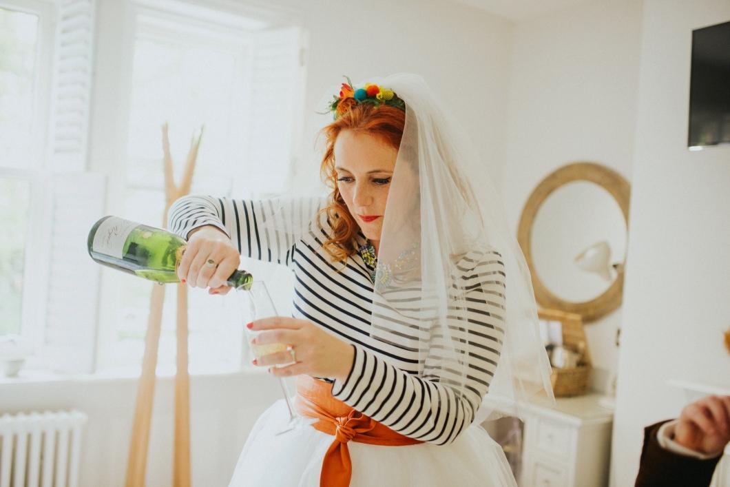 sheffield wedding photography becky ryan - alternative wedding photography