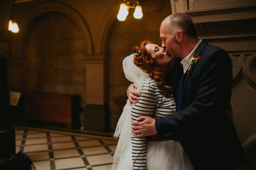 sheffield wedding photography becky ryan - alternative wedding photography