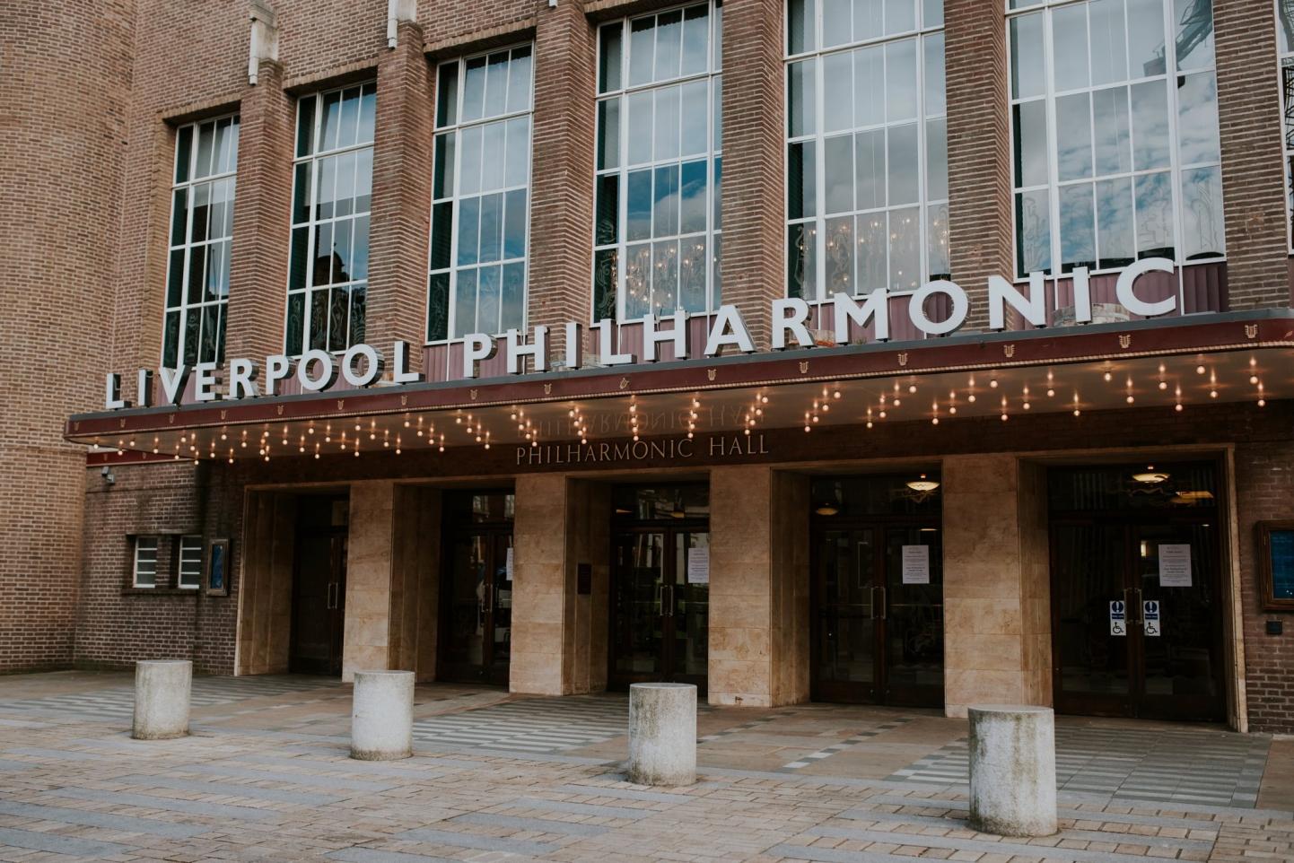 liverpool philharmonic hall wedding photography